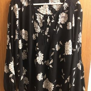 Dress Barn Tops - Floral Blouse